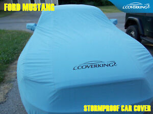 Coverking Stormproof Outdoor Indoor Custom Fit Car Cover For Ford Mustang