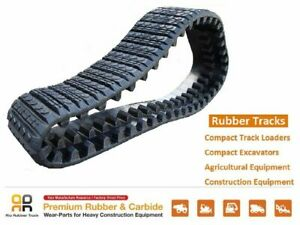 Rubber Track 380x101 6x42 Cat 247b 2 3 257b 2 3 D Asv Rc50 Rc60 Skid Steer