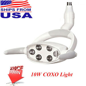 10w Coxo Dental Led Oral Light Exam Surgical Lamp For Dental Unit Chair Cx249 7