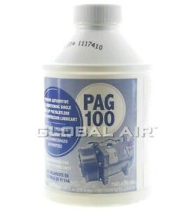 A C Compressor Oil 8oz Pag Oil 100 Ac Oil A C System Oil For R 134a