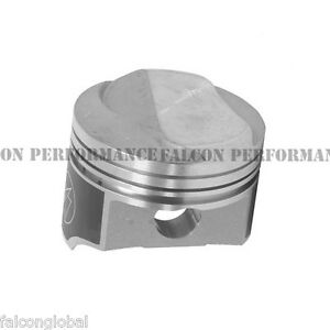 Speed Pro Chevy 427 425 435 Hp Forged Dome Pistons file Fit Rings 11 1 060