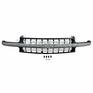 Chevy Tahoe Front Face Bar Grill Grille Assembly Black argent Gm1200425 88968935