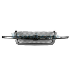 03 05 Silverado Pickup Truck Ss Front Grill Grille Assembly Gm1200557 19168630