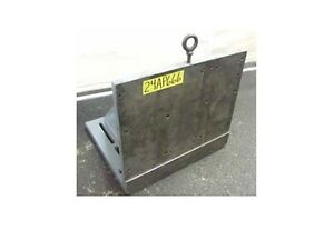 24 X 22 X 22 Slotted Angle Plate Work Holding Fixture