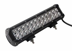 12inch 72w Cree Led Work Light Bar Spot Flood Combo Ute Offroad 4x4 Atv 4wd Lamp