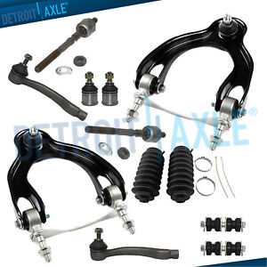 1992 1993 1994 1995 Honda Civic Front Upper Control Arm Tierod Sway Bar Kit