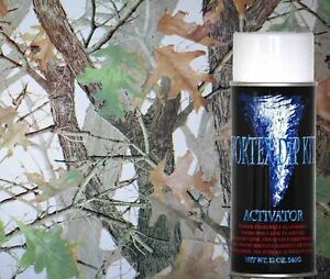 Hydrographics Film Activator Hydrodipping Water Transfer Hydro Dip Snow Camo