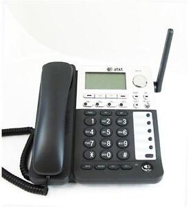 At t Synj Sb67148 4 line Corded cordless Telephone System