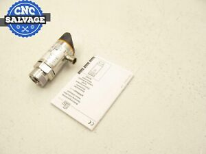 Ifm Efector Pressure Sensor Pn7006 new In Box