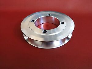 Lower Engine Pulley Xk120 Enp1