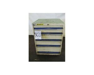 Kennedy 5 Drawer Tool Cabinet Shop Equipment Chest Storage Box