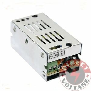 Ac dc 12v 15w 1 25a Universal Regulated Switching Power Supply 12v 1a Led Driver