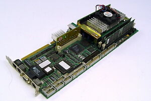 Diversified Technology 651208516 Sbc Single Board Computer Intel P3 450mhz