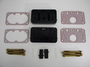 Holley Qft Aed Ccs 1250 Pro Billet Metering Block 3 Circuit 5 Emulsion 4500 4700