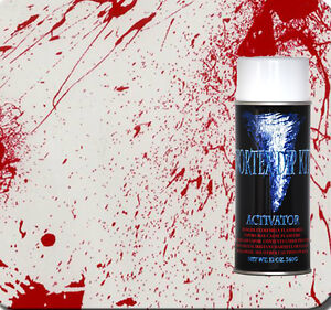 Hydrographics Film Activator Hydrodipping Water Transfer Hydro Blood Splatter