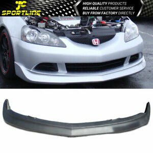 Fits 05 06 Acura Rsx Dc5 Pu Front Bumper Lip Bodykit Mug Style
