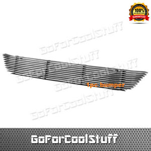 For Honda Civic Coupe 2006 07 2008 Bumper Billet Grille Grill Insert