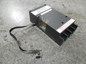 Used Cutler Hammer 9966d75g02 Iq Data Plus Ii Three phase Power Supply Module