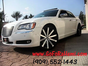 Mopars Chrysler 300 Dodge Charger Challenger Magnum 22 Wheels Tires Rims 404