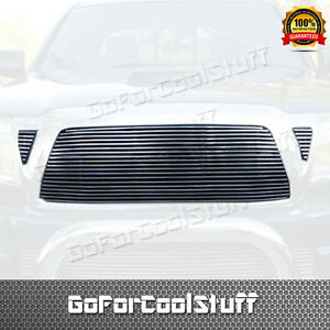 For Toyota Tacoma 2005 06 07 08 09 2010 Replacement Billet Grille Grill Insert