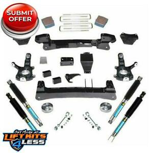 1999 2006 Chevrolet Silverado Gmc Sierra 1500 Superlift 6 Lift Kit W Bilsteins