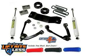 Superlift 3 5 Suspension Lift Kit For 2007 2018 Chevrolet Silverado Gmc 1500