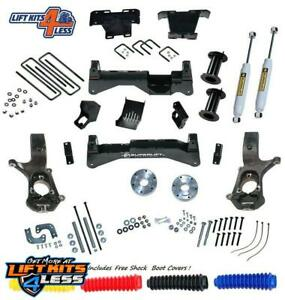Superlift K898 Full 8 Suspension Lift Kit For 07 2016 Gmc Chevy Silverado 1500