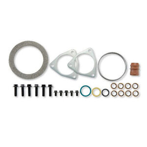 08 10 6 4l Ford Powerstroke Diesel Compound Turbo Charger Install Kit 3389
