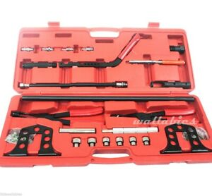 Valve Spring Compressor Stem Seal Installer And Remover Tool 20pc