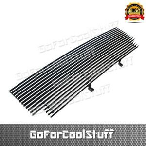 For Ford Ranger Xlt Xl 2wd 2001 2002 2003 Upper Billet Grill Insert Cut Out