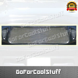 For Toyota Tacoma 2001 02 2003 04 Upper Billet Grille Grill Insert Replacement