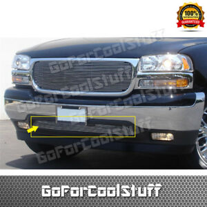For Gmc Denali 01 03 04 06 Lower Bumper Billet Grille tow Hook Must Be Removed