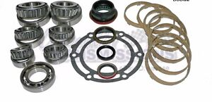 Nv5600 Rebuild Kit Dodge Ram Diesel Bearings Synchros 6 Speed Transmission