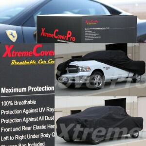 2016 2017 2018 2019 Dodge Ram 2500 3500 Crew Cab 8ft Box Breathable Truck Cover