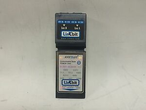 Linkbit Communication Tester Pcmcia Card At990 e1 Lb401321