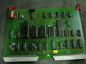 Zeiss Coordinate Measuring Machine Board 608481 9131 710 608481 3103 Used