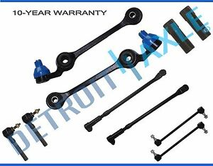 New 10pc Front Suspension Kit Chrysler 300m Concorde Lhs Dodge Intrepid