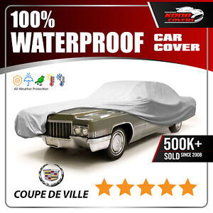 Cadillac Coupe Deville 1969 1970 Car Cover 100 Waterproof 100 Breathable