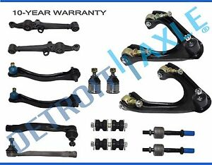 New 14pc Complete Front Rear Suspension Kit For Honda Accord Exc Wagon