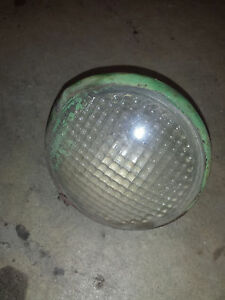 Original John Deere Light Vintage Antique Free Shipping