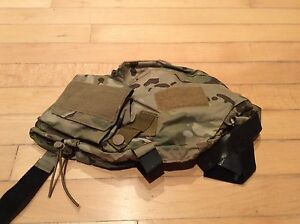 EAGLE INDUSTRIES MULTICAM HELMET COVER SIZE MEDIUM MICH DEVGRU SOF RANGER