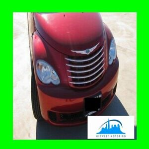 2006 2011 Chrysler Pt Cruiser Chrome Trim For Grille Grille W 5yr Warranty