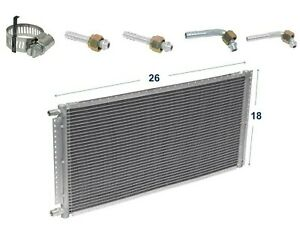 A c Universal Condenser Kit 18 X 26 Parallel High Flow O ring 6