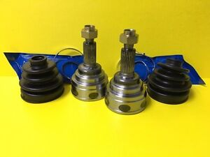 Mitsubishi Mirage 1 5l 93 01 4g15 Outer Cv Joints Kit 2 Pieces Pair