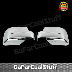For Jeep Liberty 2008 2009 2010 2011 2012 Chrome Full Mirror Covers