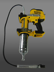 Dewalt Dcgg571b 20v Max Cordless Lithium Ion Grease Gun Bare Tool