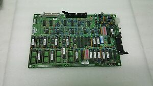Hp Indigo Board L d c P w b Ebe 1001 02 Sold As is