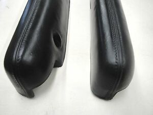 1967 67 Ford Galaxie Fairlane Falcon Comet Door Arm Rest Right Left Black New