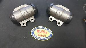 1956 1957 1958 1959 1960 61 Chrysler Dodge Desoto Plymouth Rear Wheel Cylinders