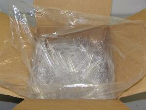 1000 Vwr Clear Polystyrene Disposable Culture Tubes 13 X 100mm 8ml